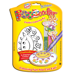 Sun Cookie Coloring Kit