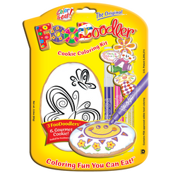 Butterfly Cookie Coloring Kit