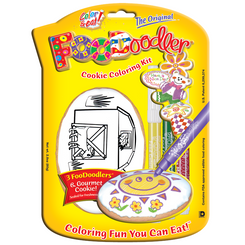 Barn Cookie Coloring Kit