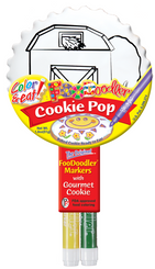 Barn Cookie Pop