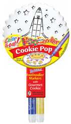 Spaceship  Cookie Pop