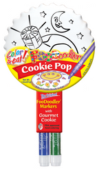 Earth Cookie Pop