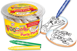 Basketball & Football Coloring Party Pack