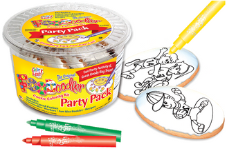 Basketball & Baseball Coloring Party Pack