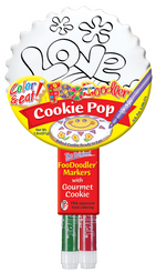 Love / Peace Cookie Pop