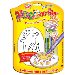 Dolphin Cookie Coloring Kit