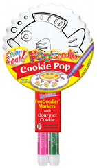 Fish Cookie Pop