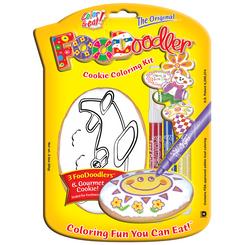 Airplane Cookie Coloring Kit