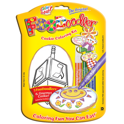 Dreidel Cookie Coloring Kit