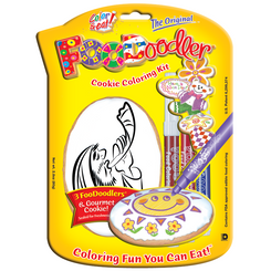 Shofar Cookie Coloring Kit