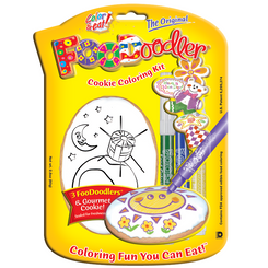 Earth Cookie Coloring Kit