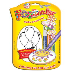 Balloons Cookie Coloring Kit