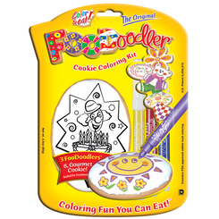 Clown Cookie Coloring Kit