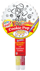 Clown Cookie Pop