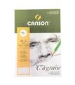 """Canson """"C"""" à grain Paper Pad 125gsm 30 Sheets A5 #400060608"""