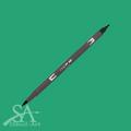 Tombow Dual Brush Pens - Green 296