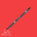 Tombow Dual Brush Pens - Carmine 845
