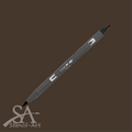 Tombow Dual Brush Pens - Brown 879