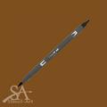 Tombow Dual Brush Pens - Burnt Sienna 947
