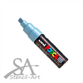 Uni Posca Paint Marker PC-8K - Grey