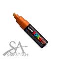 Uni Posca Paint Marker PC-8K - Bronze