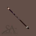 Derwent Coloursoft Pencil Dark Brown C520