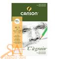 """Canson """"C"""" à grain Paper Pad 125gsm 30 Sheets A4 #400060605"""