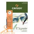 """Canson """"C"""" à grain Paper Pad 180gsm 30 Sheets A4 #400060577"""