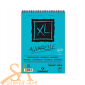 Canson XL Aquarelle Spiral bound pad 300 gsm Cold Pressed 30 Sheets A5 #400082843