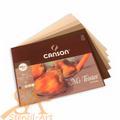 Canson Mi-Teintes® Paper Pad 24x32cm 160gsm 30 Sheets Terre #400030144