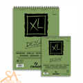 Canson XL Dessin (Drawing) Spiral Pad 160gsm 25 Sheets A5 #20001871