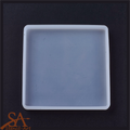 Silicone Resin Mould –  Large Square 138x138x12mm