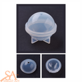Silicone Resin Mould - Sphere 50mm