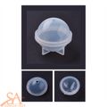 Silicone Resin Mould - Sphere 40mm