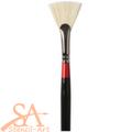 Daler-Rowney Georgian Brushes Series 84 - Fan - No 4 (35x22mm)