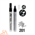 Daler-Rowney FW Empty Paint Markers -  Round Nib 1-2mm 2 Pcs