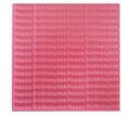 Creaticca Texture Plate 100x100mm – Happy Birthday