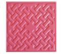 Creaticca Texture Plate 100x100mm – Basket