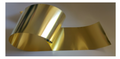 Creative Craft Pure Brass 0.1mm Sheet 150mmx1m