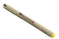 Pigma Micron Pen #05 0.45mm Yellow