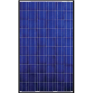 Canadian Solar CS6P-255W Mono, Black Frame