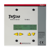 Morningstar TriStar Remote Meter-2