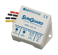 Morningstar SunGuard PWM Charge Controller