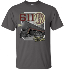 611 Spirit of Roanoke Excursion Shirt