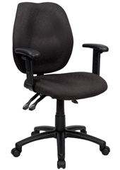 YS Design YS43 Sarah High Back Office Chair with Arms