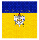 Gift Bag:  SGRHO  Small Gift Bag ( SOLD  IN SETS OF 2 )