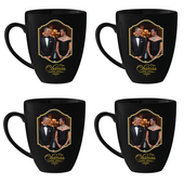 OUR THANKSGIVING GIFT TO YOU: 50% OFF  A SET OF 4 OBAMA MUGS PLUS FREE SHIPPING