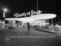 """Tunnel of Love, Palisades Amusement Park, 1962"" Framed Print or Mounted Canvas"
