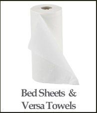 Disposable Bed Sheet - Versa Towel