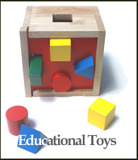 Wooden Toys - Educational Toys
